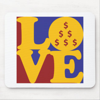 Cost Estimating Love Mouse Pad