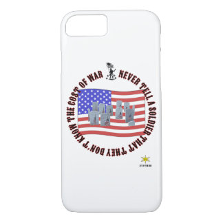 Cost of war iPhone 8/7 case
