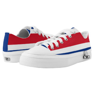 Cost Rica Flag Low-Top Sneakers