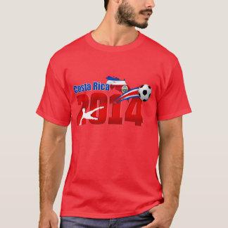 Cost Rica Los Ticos Soccer Futbol Bulls 2014 T-Shirt