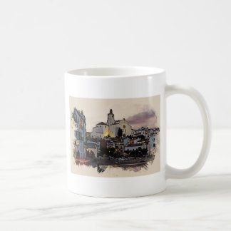 costa brava spain 2 coffee mug