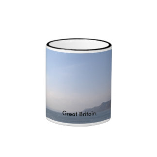 Costa británica taza