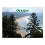 Costa costa de Oregon Postal