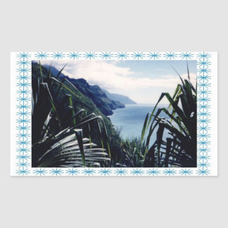 Costa costa del Pegatina-NaPali, Kauai, Hawaii