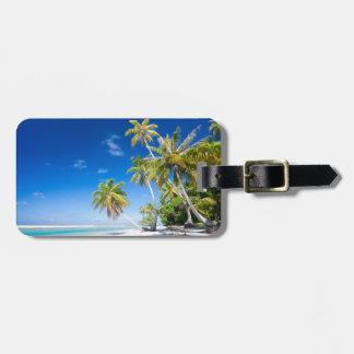 Costa costa tropical etiquetas maletas