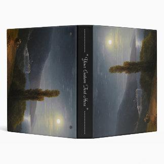 """Costa crimea en el claro de luna Ivan Aivazovsky Carpeta 1"""""""