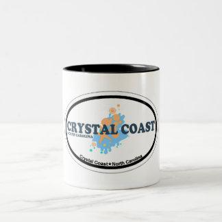Costa cristalina taza de café