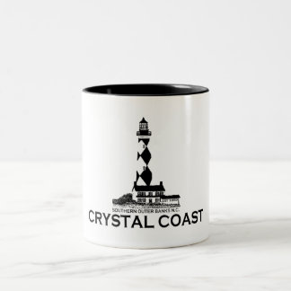Costa cristalina tazas