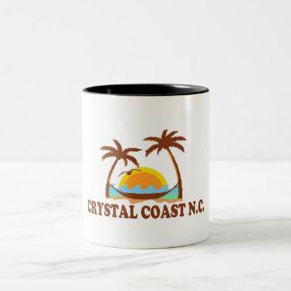 Costa cristalina tazas de café