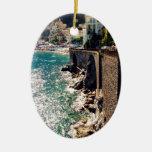 Costa de Amalfi Adorno De Navidad