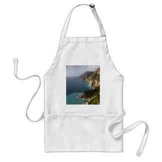 Costa de Amalfi Delantal
