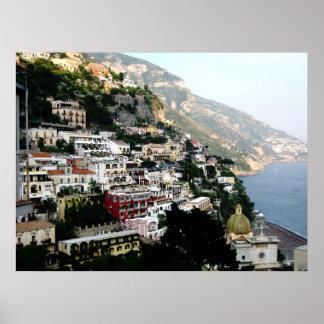costa de Amalfi Posters