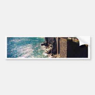 Costa de Amalfi Pegatina Para Auto