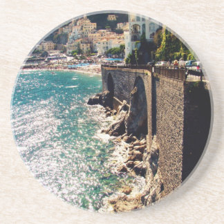 Costa de Amalfi Posavasos Cerveza