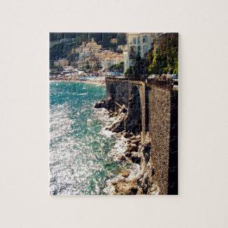 Costa de Amalfi Puzzles