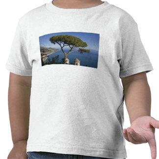 Costa de Amalfi Ravello Campania Italia Camisetas