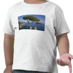 Costa de Amalfi, Ravello, Campania, Italia Camisetas