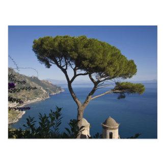 Costa de Amalfi, Ravello, Campania, Italia Postales