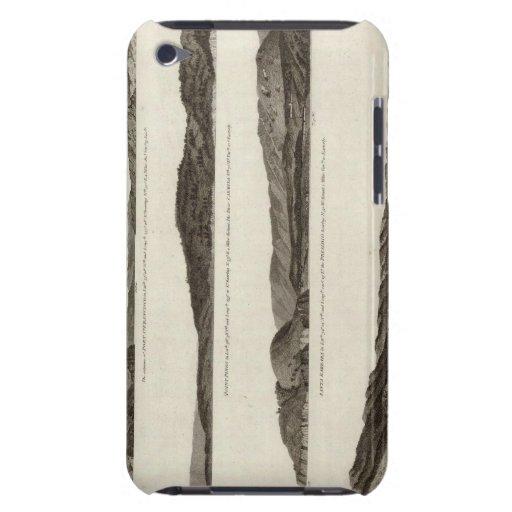 Costa de América del noroeste Case-Mate iPod Touch Carcasa