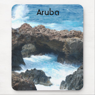Costa de Aruba Alfombrilla De Ratón