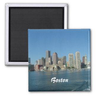 Costa de Boston Imán Cuadrado