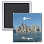 Costa de Boston Imán Para Frigorífico