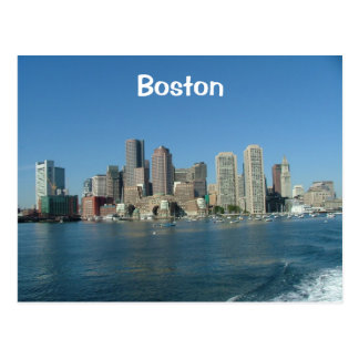 Costa de Boston Postal