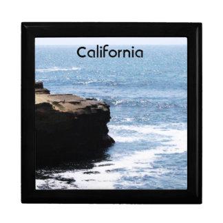 Costa de California Cajas De Joyas