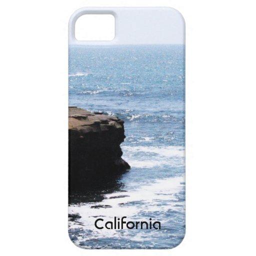 Costa de California iPhone 5 Carcasas