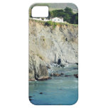 Costa de California septentrional de los promontor iPhone 5 Coberturas