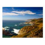 Costa de California septentrional Tarjetas Postales