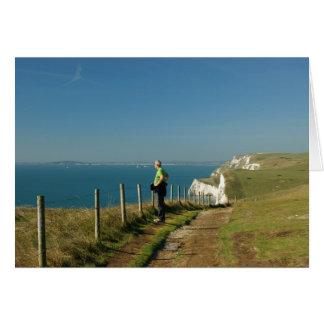 Costa de Dorset Felicitacion