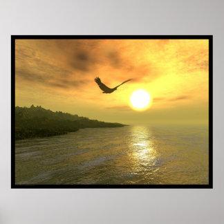 Costa de Eagle - segunda edición Poster