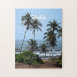 Costa de la India Puzzle