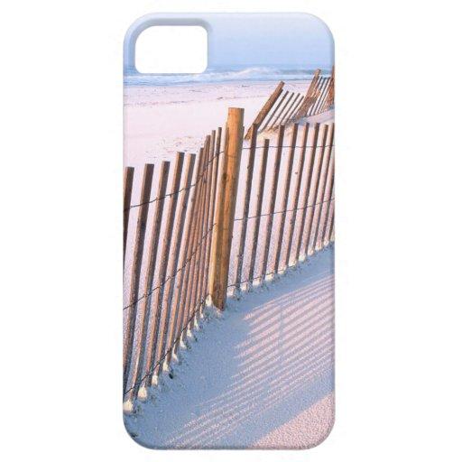 Costa de la isla de Santa Rosa de la playa Funda Para iPhone 5 Barely There