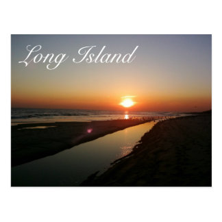 Costa de Long Island Tarjetas Postales