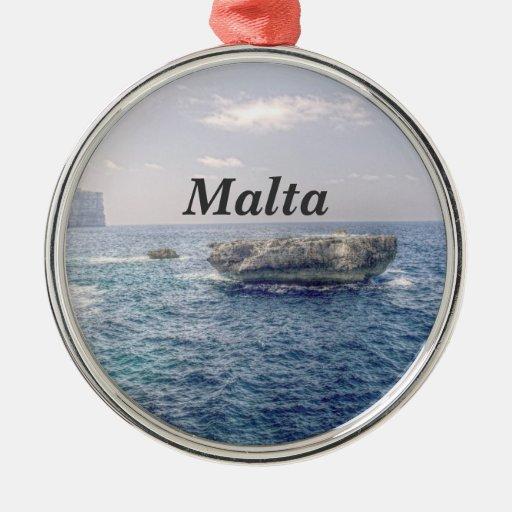 Costa de Malta Adorno De Navidad