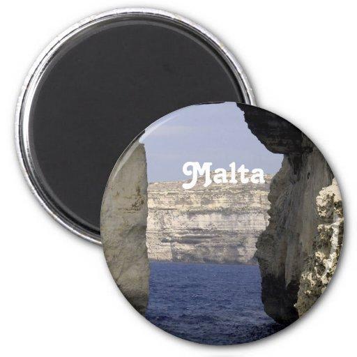 Costa de Malta Imanes