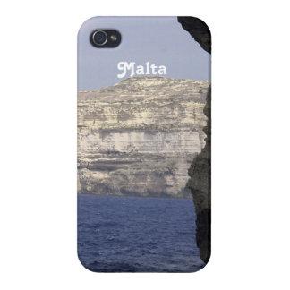 Costa de Malta iPhone 4 Cárcasas