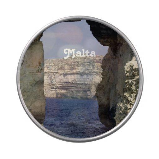 Costa de Malta Jarrones De Caramelos