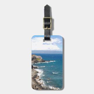 Costa de Maui Etiquetas De Maletas