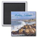 Costa de Monterey California Imán
