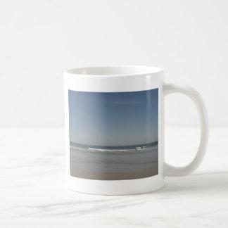 Costa de New Jersey Tazas De Café