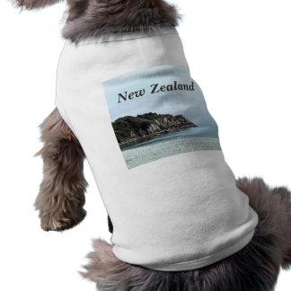 Costa de Nueva Zelanda Prenda Mascota