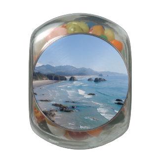 Costa de Oregon Jarras De Cristal Jelly Bely