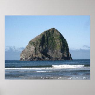 Costa de Oregon Impresiones