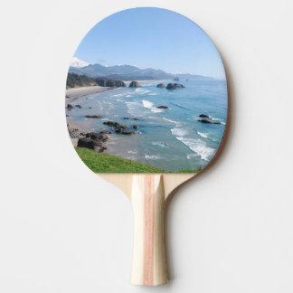 Costa de Oregon Pala De Tenis De Mesa