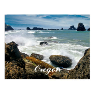 Costa de Oregon Postal