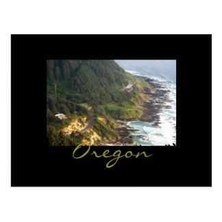 Costa de Oregon Postales