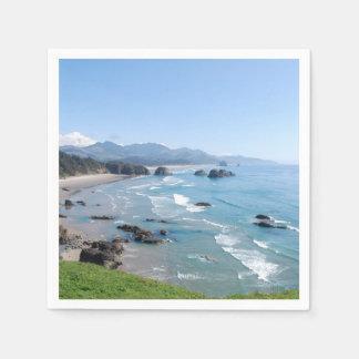 Costa de Oregon Servilleta Desechable